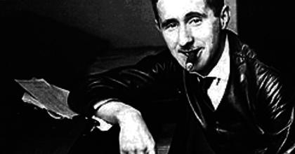 Brecht a gangon