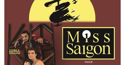 CD jelenik meg a Miss Saigon produkció dalaiból