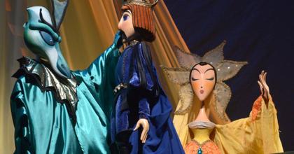 Visszatér a Budapest Bábszínházba A legkisebb boszorkány