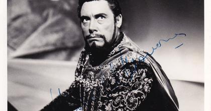 """""""A legjobb Otello"""" - 100 éve született Mario del Monaco"""
