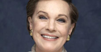 Julie Andrews a rendezésben találta meg új hangját