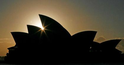 Sötétbe borult a Sydney Operaház