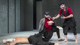 Az újvidékek POSZT-ot is megjárt előadása kapta a kisvárdai színházi fesztivál fődíját