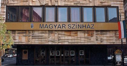 Jegypénztárost keres a Magyar Színház