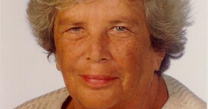 Elhunyt Bereczky Erzsébet