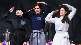 A debreceni Három nővér volt a legjobb előadás a Vidéki Színházak Fesztiválján