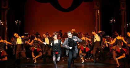 Operett gála a Regensburgi Színházban