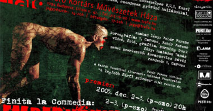 Finita la Commedia: Emberkönyv