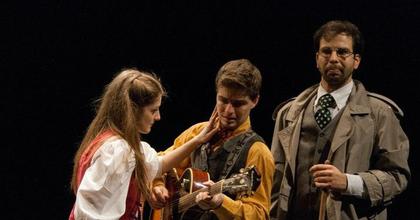 Színház a tornateremben - Új kezdeményezés Sopronban