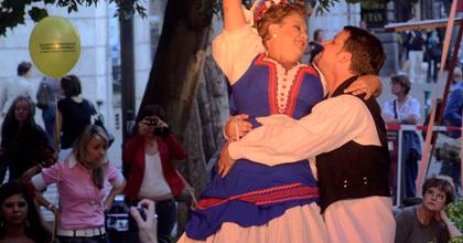 Több ezren buliztak a Pesti Broadway Fesztiválon