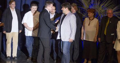 Pro Cultura Kiválósági Díjat kapott a marosvásárhelyi színház