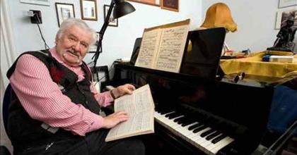 Jövő kedden búcsúztatják Petrovics Emil zeneszerzőt