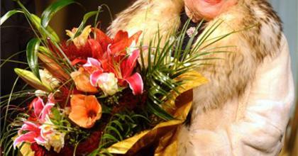 Csűrös Karola 50 éve a Madách színpadán