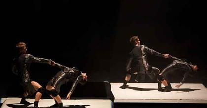 Kínába készül a Kortárs Balett