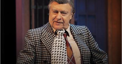 """Lukács Sándor: """"A színész megteheti, hogy a színpadon élje ki az indulatait"""""""
