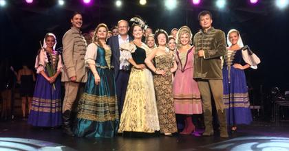 Új városokat hódít meg a magyar operett