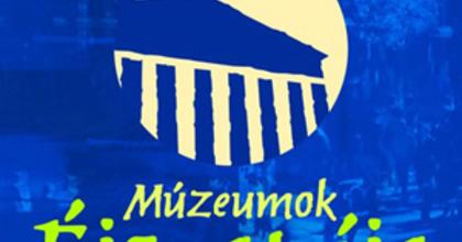 Múzeumok Éjszakája a Bajor Gizi Színészmúzeumban!