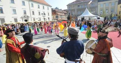 Vaskakas ünnepi játékok a hétvégén Győrben