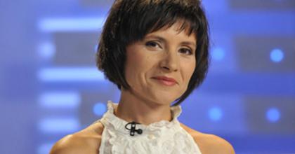 Krizsó Szilvia énekel a Pozsonyi Pikniken