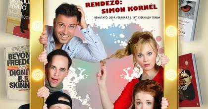 Csoportterápia - Simon Kornél Győrben rendezett