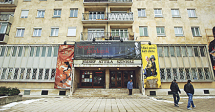 Közönségszervezőket keres a József Attila Színház