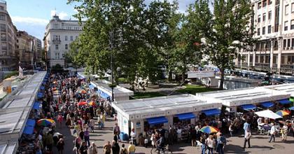 MKKE: a Főváros elvinné az idei Ünnepi Könyvhetet a Vörösmarty térről