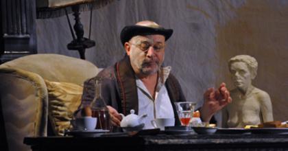 Szélyes Ferenc ünneplése és vendégjátékok Marosvásárhelyen