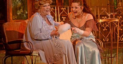 Egy parádés beugrás története az Operettszínházból