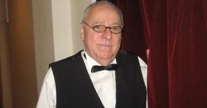 70 éves Verebély Iván