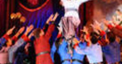 Baden-Badenben az Operettszínház Csárdáskirálynője