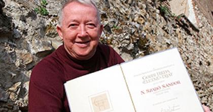 Elhunyt N. Szabó Sándor