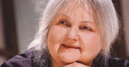 Pogány Judit életműdíjat kap a kritikusoktól