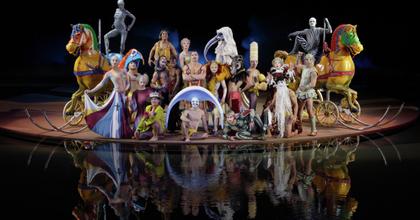Egy dalrészlet másolása miatt perli Justin Timberlake-et a Cirque du Soleil