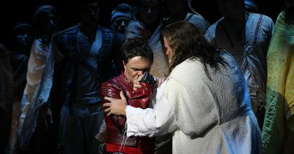 """Serbán Attila: """"Szívügyem a Jézus Krisztus Szupersztár"""""""