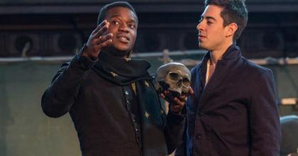 Hamlet - A Margitszigeti Szabadtérin látható a Globe előadása