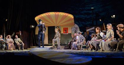 Gershwin-est az Operettszínházban