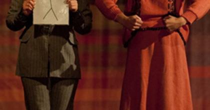 Magyarországi turnén az Osonó Színházműhely
