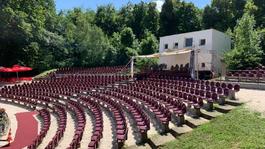 Július 11-én nyit a Budai Szabadtéri Színház is