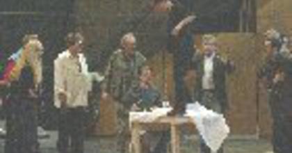 Szegény Puskin - Páholyból, színházi kritika **