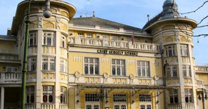 Pályázatok - Kaposvár 2008
