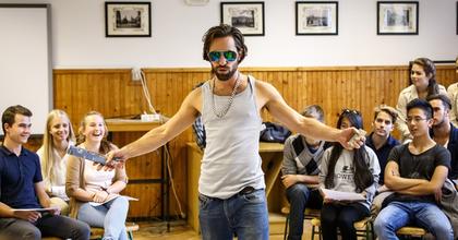 Megszületett a IV. Tantermi Színházi Projekt eredménye
