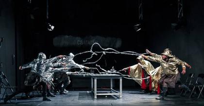 Shakespeare konferencia az Örkény Színházban