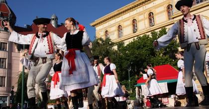 Ötvenéves a Szegedi Nemzetközi Néptáncfesztivál