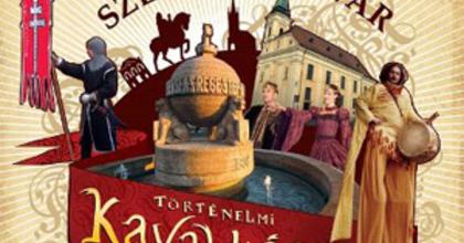Történelmi kavalkád Székesfehérváron