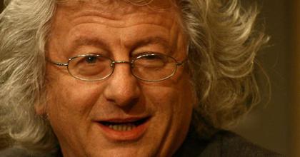 Német irodalmi díjat kapott Esterházy Péter