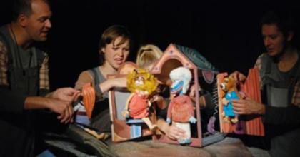 Babaszínházi bemutatóra készül a Kabóca Bábszínház