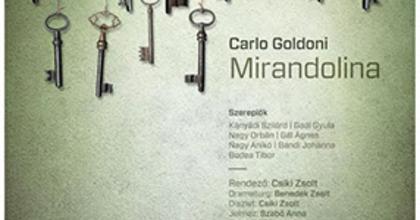 Mirandolina - Jótékonysági előadás a Harag György Társulat bemutatója