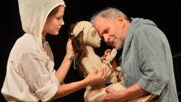 Shakespeare A vihar című darabja a Budapest Bábszínházban