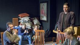 Újabb zenés vígjáték bemutatójára készül a Karinthy Színház