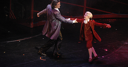 A kis Mozartot keresi az Operettszínház